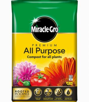 MIRACLE-GRO ALL PURPOSE CMPST