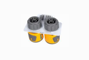 NEW Standard Soft Touch Hose End Conn. TWIN PACK