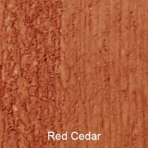 Red Cedar Wood Protector