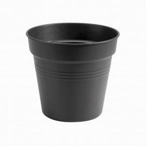 Green basics Growpots Living black