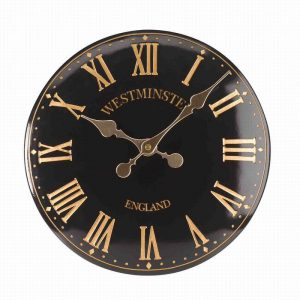 Westminster Tower Wall Clock