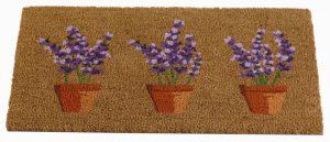 Lavender Decoir Mat