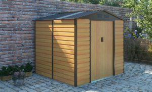 CAMBRIDGE Oak Shed – Style 2