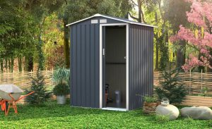 OXFORD Grey Shed – Style 1